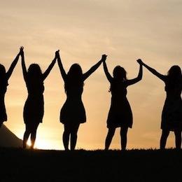 women supporting women. 2 jpg